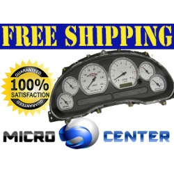 97 98 99 00 01 HONDA PRELUDE INSTRUMENT CLUSTER MT TACH